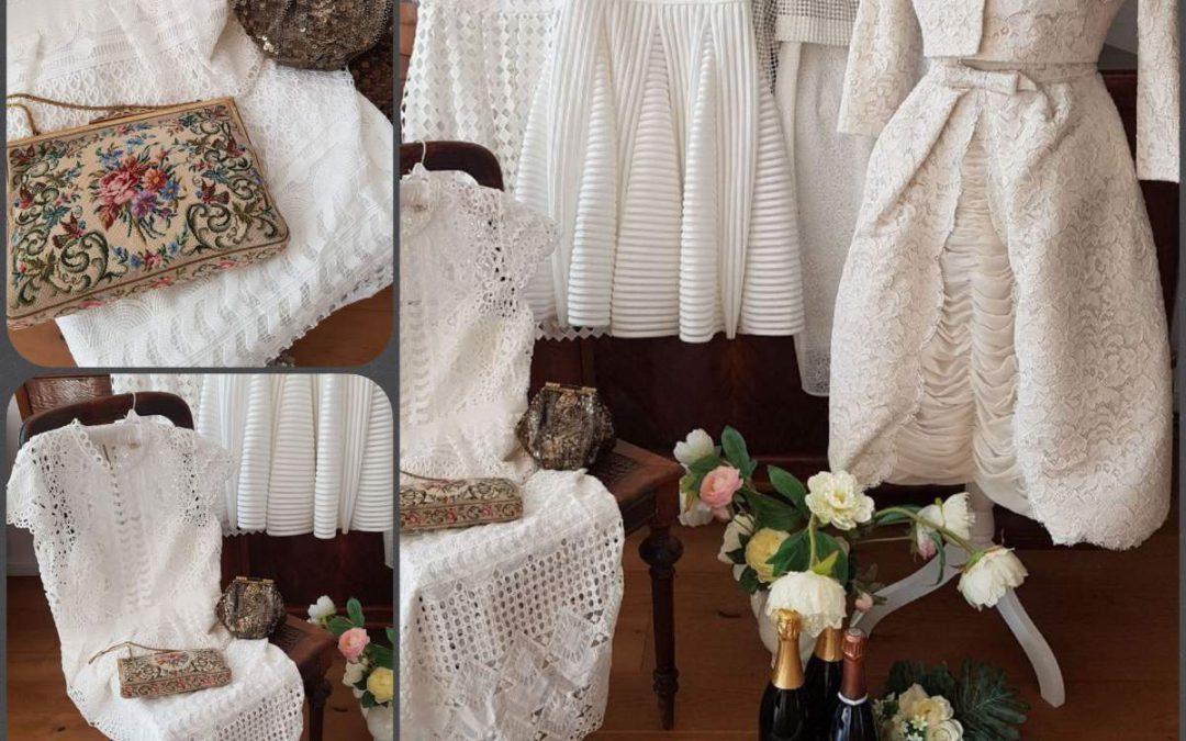 White Vintage Wedding oder Hochzeitsfieber…